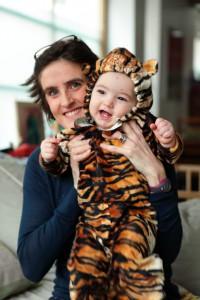 Cas d'école : le tigre a la varicelle
