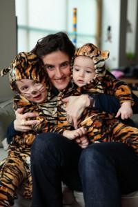 Tigres de carnaval