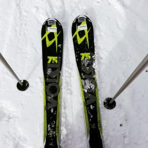 Parisienne jusqu'au bout des skis !
