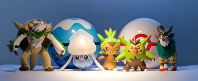 Les Pokemons !
