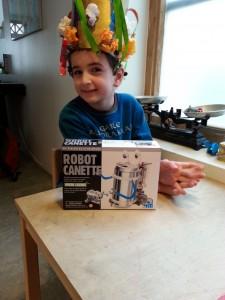 RobotCanette