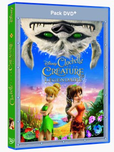 Clochette-CreatureLegendaire-DVD