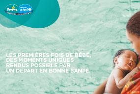 Les premières fois- UNICEF 2014