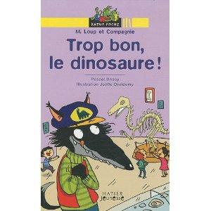 TropBonLeDinosaure