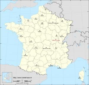 carte-Chalon-sur-Saone