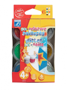 gel gouache paillete 22ml