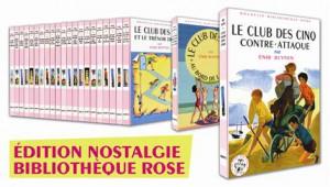 ClubDesCinq-BibliothequeRose