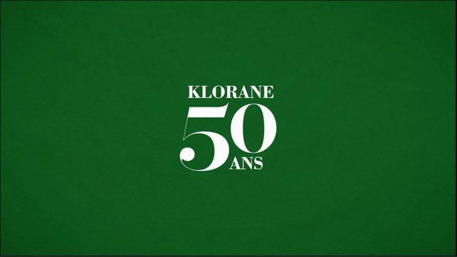 Klorane-50ans