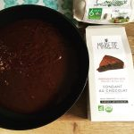 Fondant au chocolat du dimanche matin marlette elgydium promisonsebrosseralesdentsapres marlettecakehellip