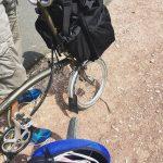 Et cest reparti ! bicyclette enteteatete normandie Continuer la lecturehellip