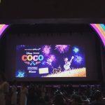 Ce soir on dcouvre en avantpremire Coco le Disney dehellip