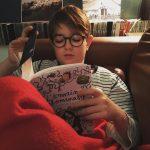 Un dimanche qui commence bien ! lecture jeunesse litterature lEcrivainAbominablehellip
